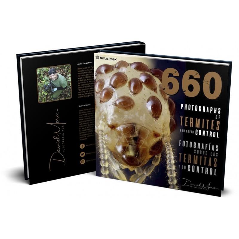 Libro 660 Fotografías sobre las termitas y su control