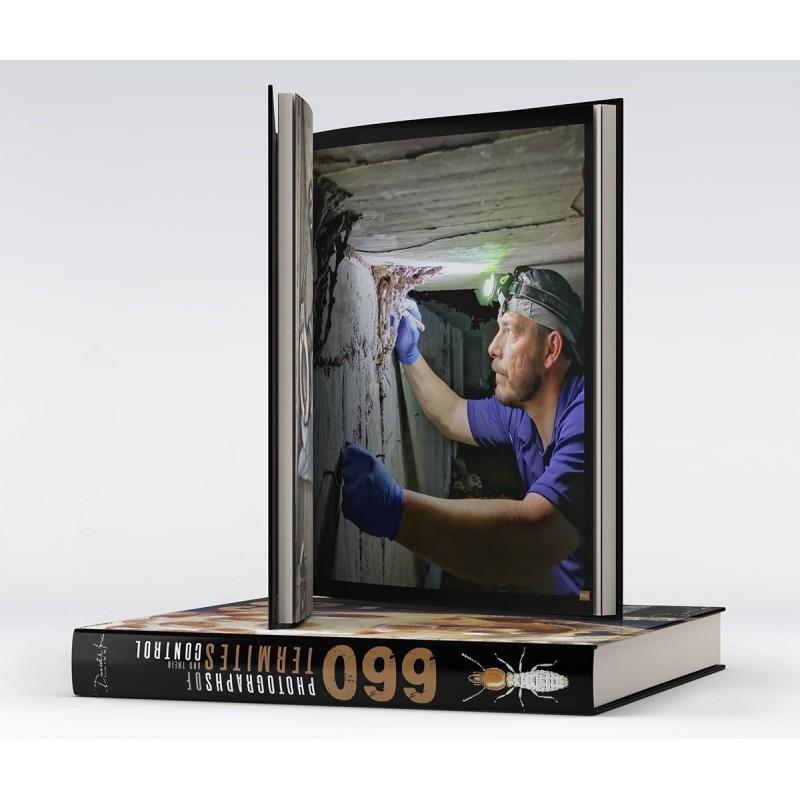 Libro 600 Fotografías sobre las termitas y su control